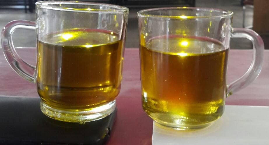 طريقة الكشف عن جودة زيت الزيتون و هي طريقة سهلة ممكن تجربتها في كل بيت