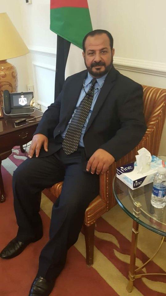 انتقل الى رحمة الله تعالى نقيب المعلمين احمد علي الزبون الحجايا